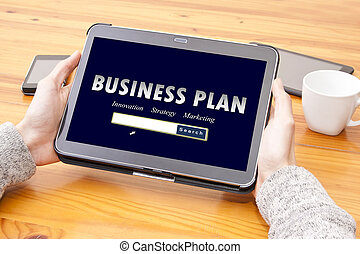 Internet consulting business plan