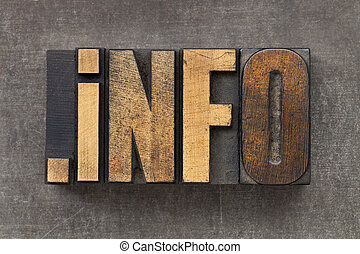 internet domain for information resources