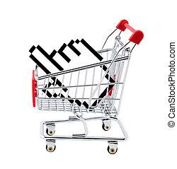 internet- einkaufen