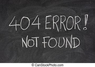 internet error 404 - file not found - internet warning...
