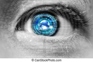 internet eye