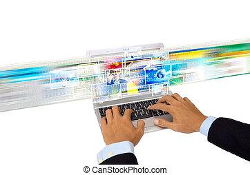 Internet for image Sharing - Internet for digital image...