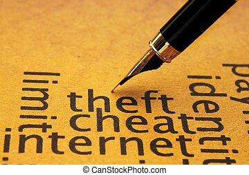 internet, fraude