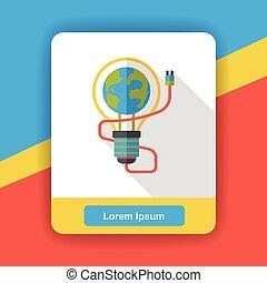 internet global flat icon