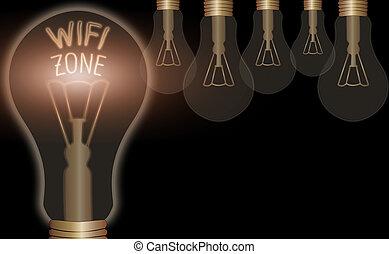 internet, highspeed, wifi, texto, zone., señal, conceptual, proporcionar, red, actuación, connections., foto, radio