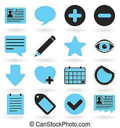 Internet Icons Series: Blog