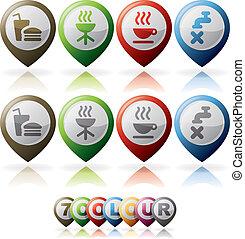 internet, misc, iconen