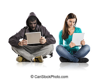 internet, niebezpieczeństwo