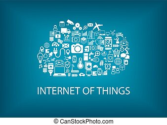 Internet of things (IoT) cloud