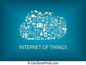 Internet of things (IoT) cloud