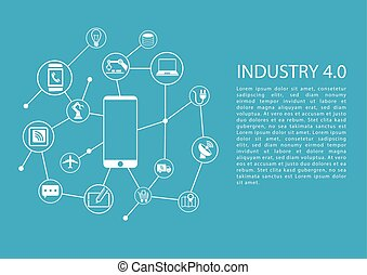 Internet of things (IOT) concept