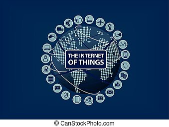 Internet of Things (IoT) word