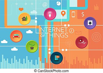 internet of things thing interconnected device and object...