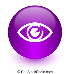 internet, oog, pictogram