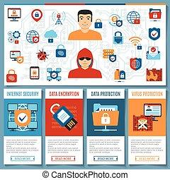 Internet security concept 2