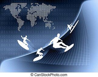 Internet Surfer
