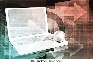 internet technologie