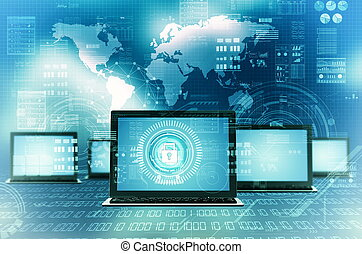 Internet Technology Secure network