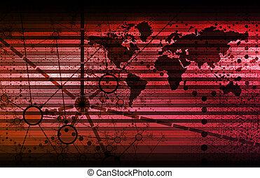 Web Technology - Internet Web Technology as Shared Data...