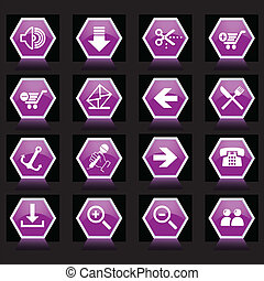 Internet & Website icons,Web Icons,