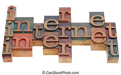 internet word abstract