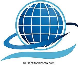 Internet world web network icon