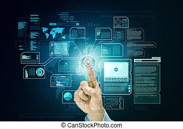 Internet Worldwide information