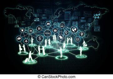 internetaffär