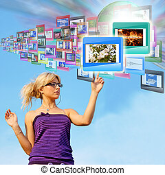 internetowa technologia