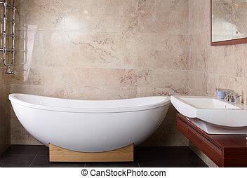 interno, bagno