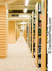 interno, biblioteca