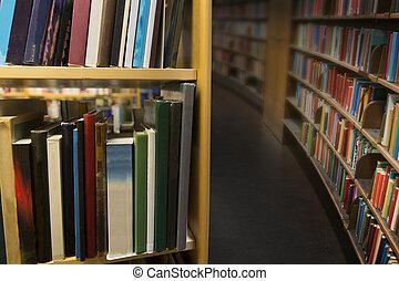 interno, biblioteca pubblica