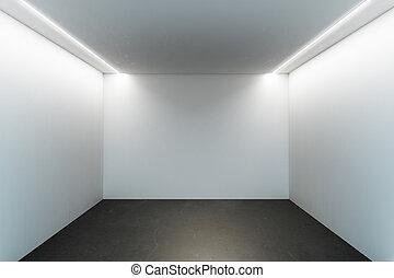 interno, concreto, moderno