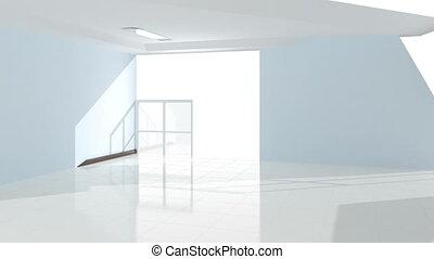 interno, creazione, ufficio