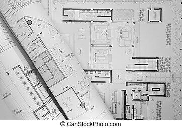 Plotter archivi di illustrazioni plotter immagini for Software di piano architettonico