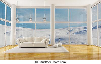 interno, inverno