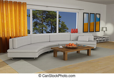 interno, livingroom