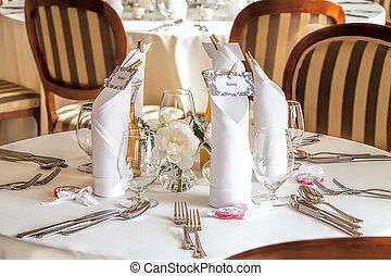 interno, mediterraneo, tableware, -