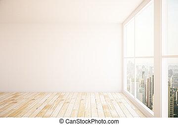 interno, parete, vuoto