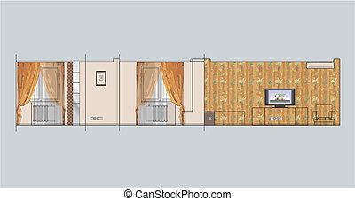 interno, Residenziale