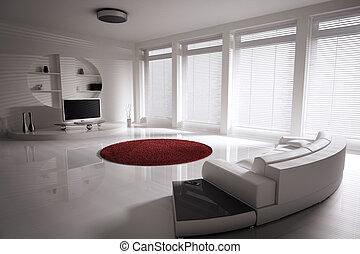 interno, soggiorno