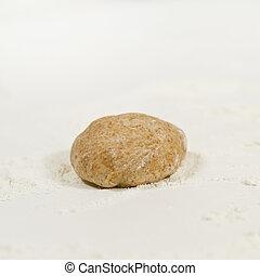 intero, fajita, grano, pasta