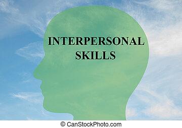 Interpersonal Skills concept
