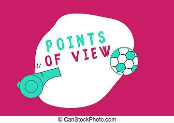 interprétation, business, photo, projection, perspicacité, écriture, conceptuel, points, individu, showcasing, opinion, vue., main, évaluation