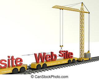 interpretación el sitio