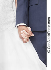 interracial カップル, 結婚式