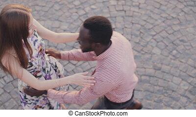 Interracial rencontres vues