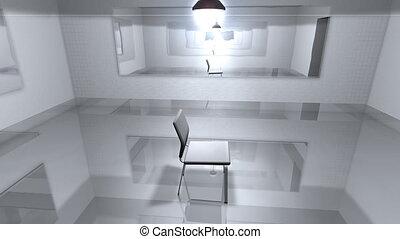interrogation, room.