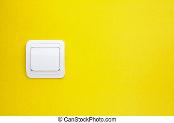 interruptor ligero, wall-mounted