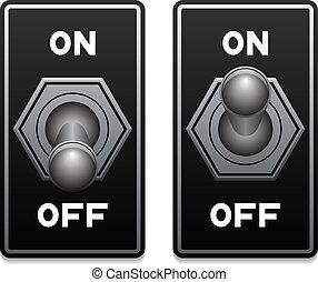 interruptor, potencia